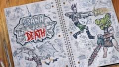 Drawn to Death - íme fél óra gameplay a holnap érkező játékból kép