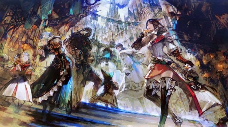 Final Fantasy XIV - nincs korlátozva, mennyi ideig játszható ingyen bevezetőkép