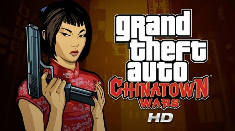 Grand Theft Auto: Chinatown Wars - végre Androidon is bevezetőkép