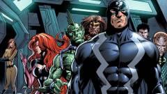 Rendezőre talált az Inhumans sorozat kép