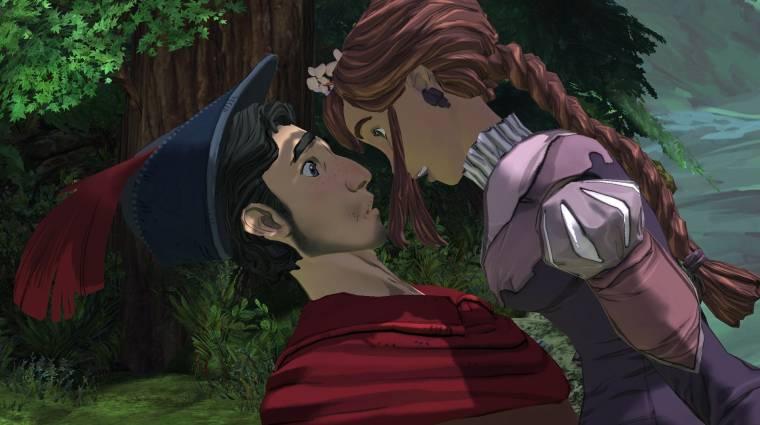 King's Quest - kiderült, mikor jön a harmadik fejezet bevezetőkép