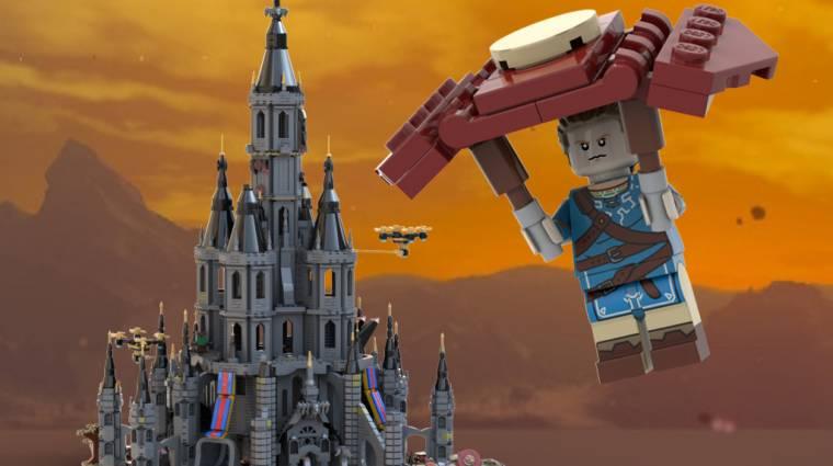 Zelda, Sonic és Untitled Goose Game témájú LEGO-ra vágynak a rajongók bevezetőkép