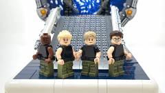 Egy Csillagkapu-rajongó megalkotta a tökéletes LEGO dizájnt kép