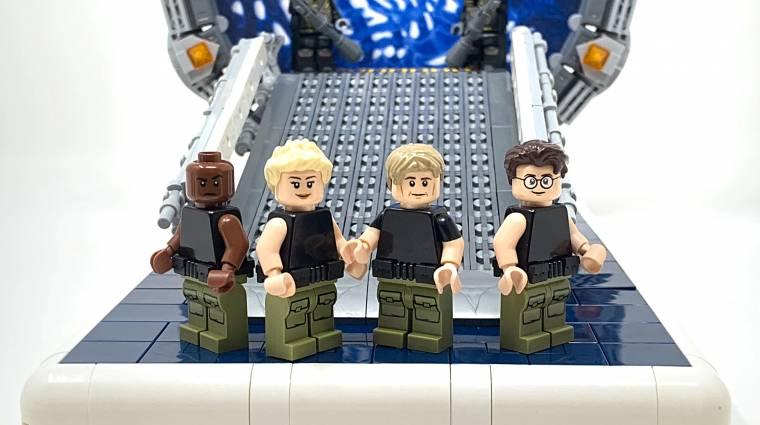 Egy Csillagkapu-rajongó megalkotta a tökéletes LEGO dizájnt bevezetőkép