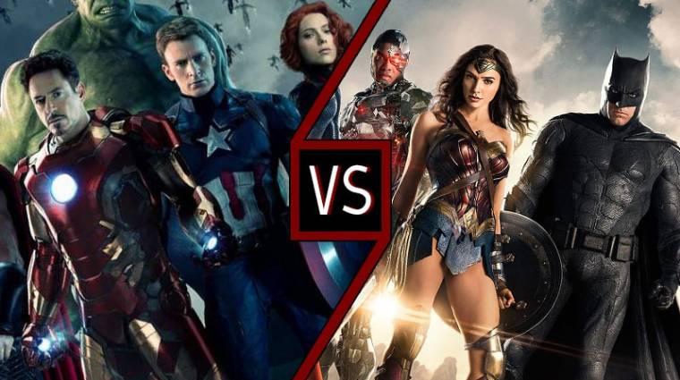 Az Igazság Ligája sztárjai szívesen találkoznának a Marvel hőseivel kép