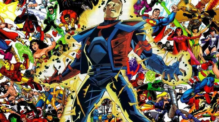 Létezik egy képregényhős, akit a Marvel és a DC Comics is birtokol bevezetőkép
