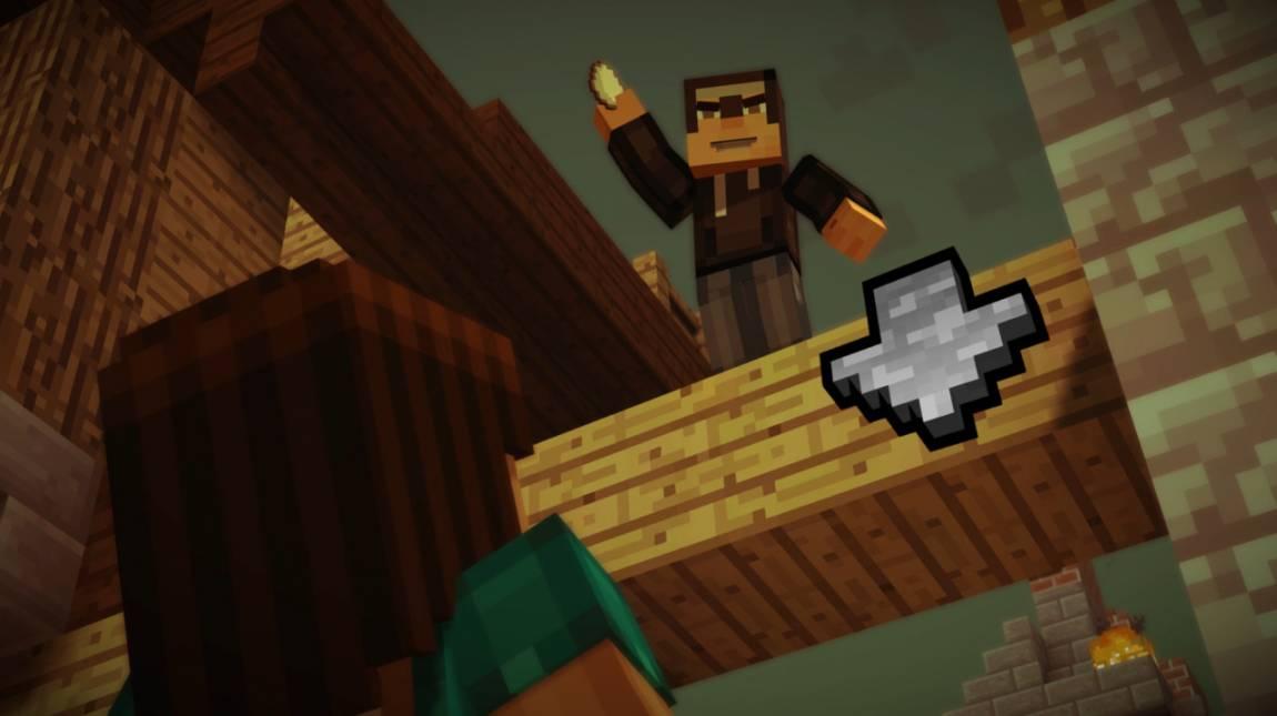 Minecraft: Story Mode Episode 3 teszt - amikor megjött a kedvem a Minecrafthoz bevezetőkép