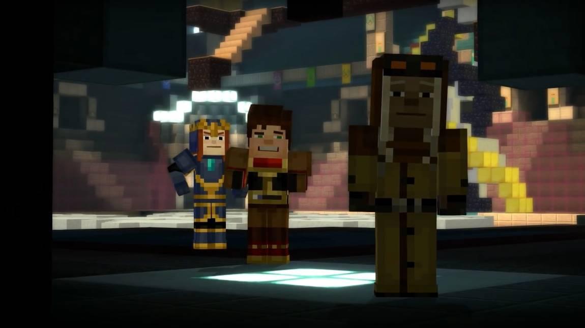 Minecraft: Story Mode - megjelent az utolsó rész bevezetőkép