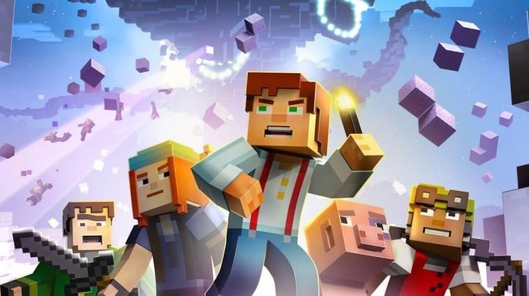 A World War Z írója Minecraft novellán dolgozik bevezetőkép