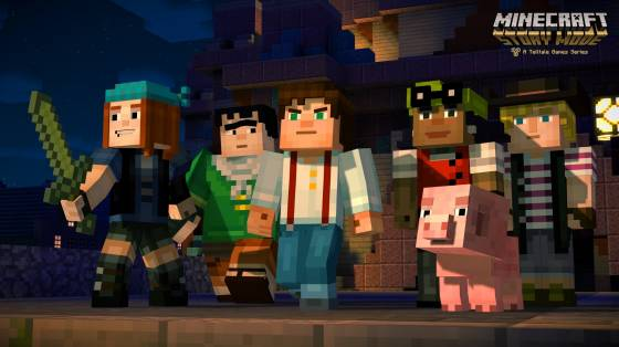 Minecraft: Story Mode Season 2 – Episode 2: Giant Consequences infódoboz