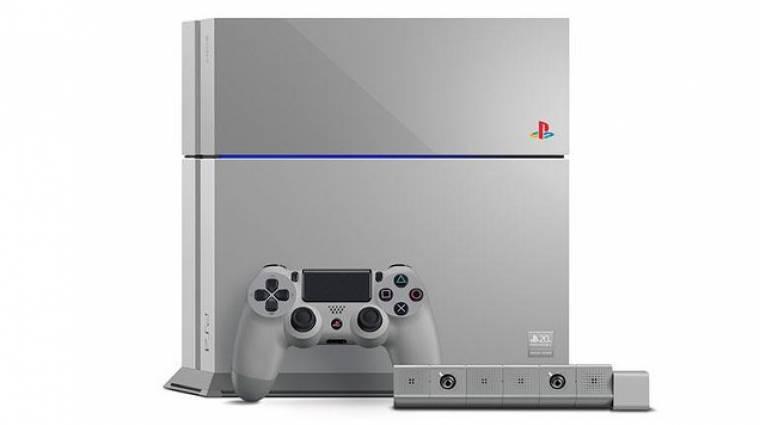 36 milliót fizettek az évfordulós PlayStation 4-ért bevezetőkép
