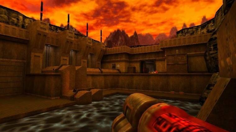 Ingyen csaphattok le a Quake 2-re, de nem árt sietni bevezetőkép