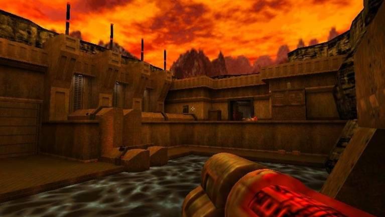 Ingyen csaphattok le a Quake 2-re, de nem árt sietni fókuszban