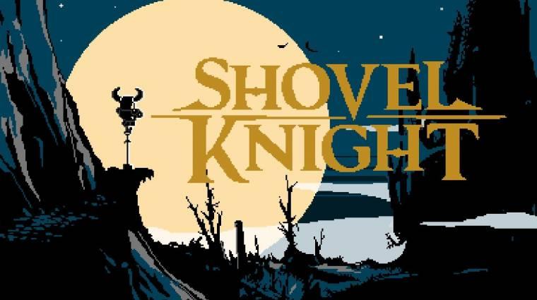 Shovel Knight - Kratos is benne lesz a PlayStation verzióban bevezetőkép