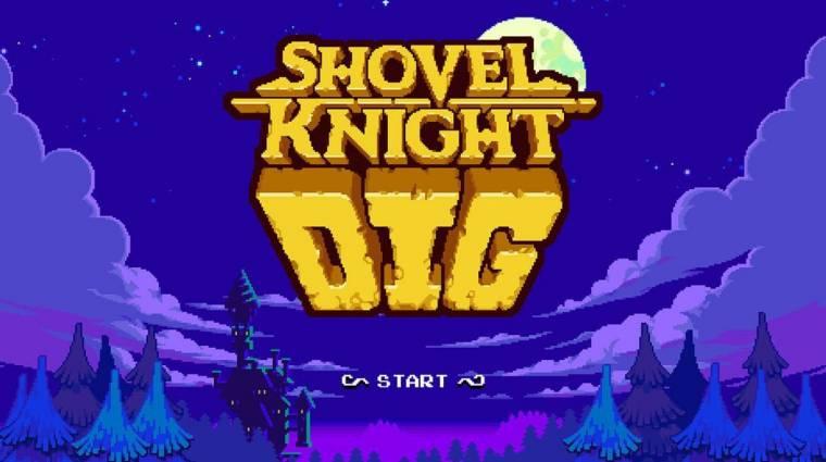 Shovel Knight - rengeteg új tartalom érkezik, sőt már a folytatás is úton van bevezetőkép