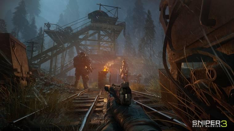 Sniper: Ghost Warrior 3 - 5 percig tölt az elején, hogy utána már ne kelljen sokat bevezetőkép
