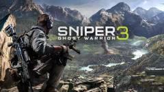 Sniper: Ghost Warrior 3 - a sztorira fókuszál a legújabb trailer kép
