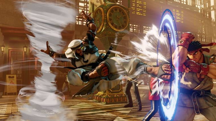 Street Fighter V - PC-n Steam kontrollerrel is lehet majd bunyózni bevezetőkép