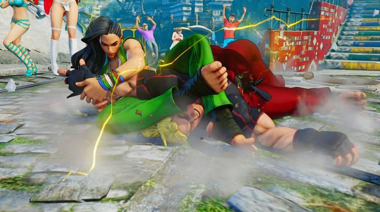 Street Fighter V - kiszivárgott, kik lesznek a DLC-karakterek bevezetőkép
