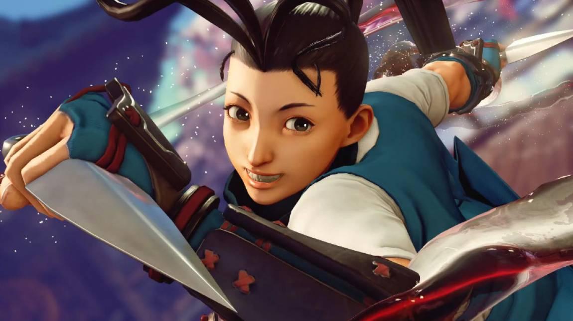 Street Fighter V - ez a bájos hölgy lesz az új DLC karakter bevezetőkép