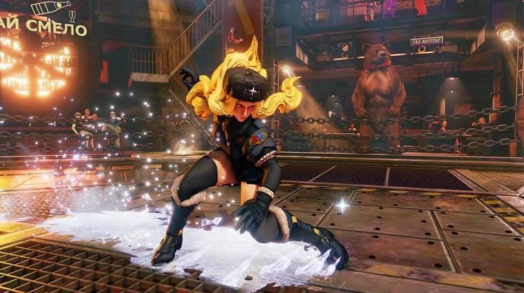 Street Fighter V - augusztusban nagy hírek jönnek bevezetőkép