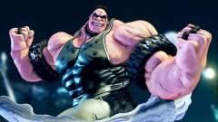 Street Fighter V - morcos és hatalmas a legújabb karakter kép
