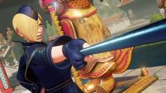 Street Fighter V - íme Falke, az új DLC-karakter kép