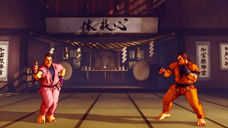 Februárban jön a Street Fighter 5 következő harcosa bevezetőkép