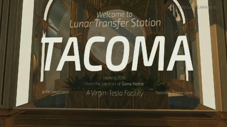 Tacoma - jövőre tolták az asztronautás kaland megjelenését bevezetőkép
