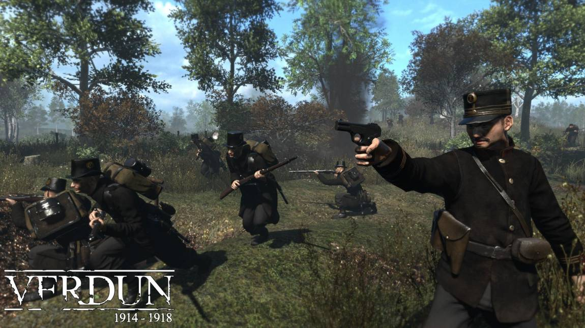 Verdun - már biztos, hogy konzolokra is megjelenik bevezetőkép