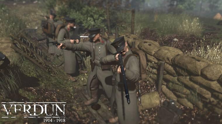 Verdun - később indul Xbox One-on az állóháború bevezetőkép