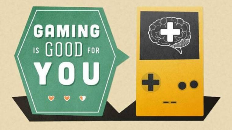A videojátékok fejlesztő és jótékony hatásairól (videó) bevezetőkép