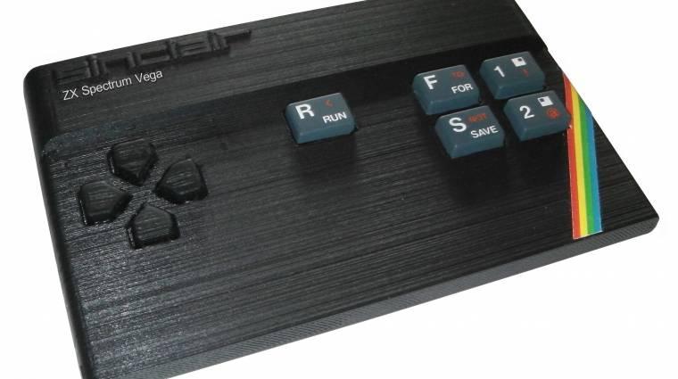 Így térhet vissza a ZX Spectrum bevezetőkép