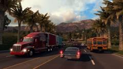Napokon belül érkezhet a Convoy, a Truck Simulatorok hivatalos multiplayere kép
