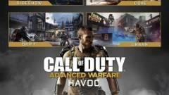 CoD: Advanced Warfare Havoc DLC - PlayStationön már elérhető, PC-n csúszik kép
