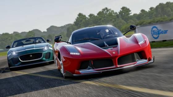 Forza Motorsport 6 infódoboz