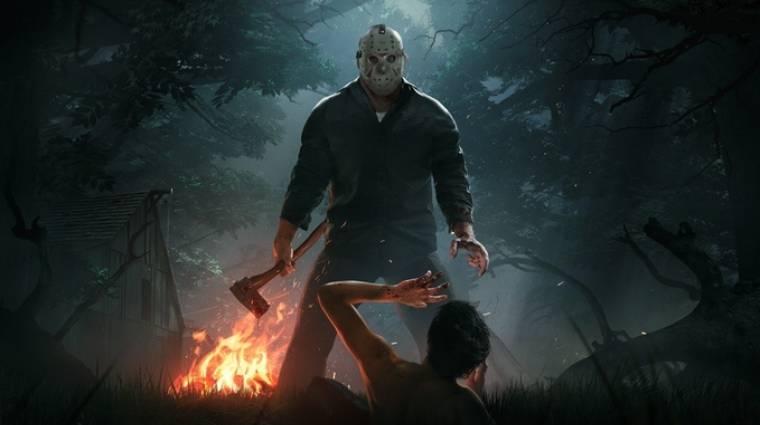 Friday the 13th: The Game előzetes - Jason visszatért, és dühösebb, mint valaha bevezetőkép