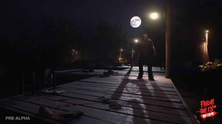Friday the 13th: The Game - Kickstarteren a multiplayer horrorjáték bevezetőkép
