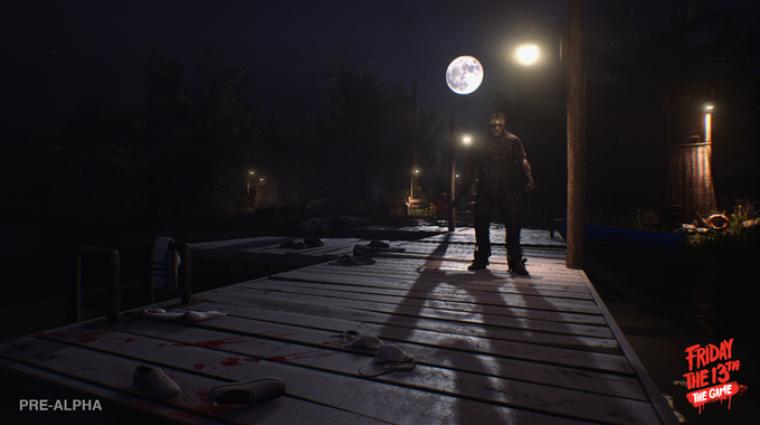 Friday the 13th: The Game - Kickstarteren a multiplayer horrorjáték bevezetőkép