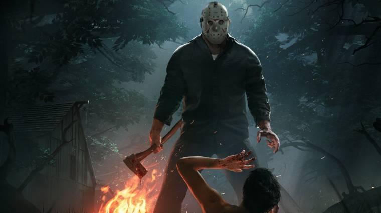 Friday the 13th: The Game - hamarosan megválaszthatod a saját gyilkos fegyvered bevezetőkép