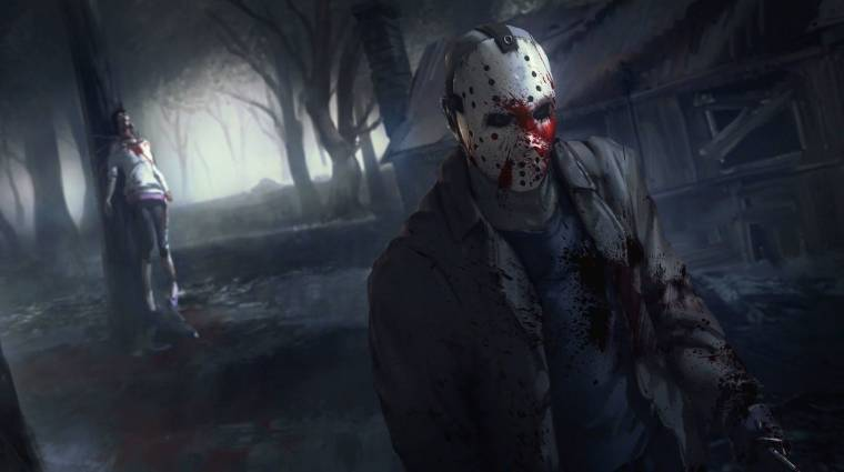 Friday the 13th: The Game - meg lehet ölni Jasont, de nem lesz egyszerű bevezetőkép