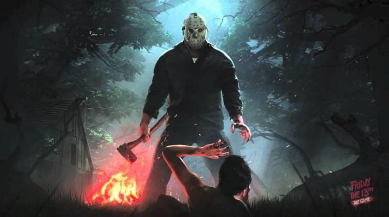 Friday the 13th: The Game - megjelenési dátumot is hozott az új trailer bevezetőkép