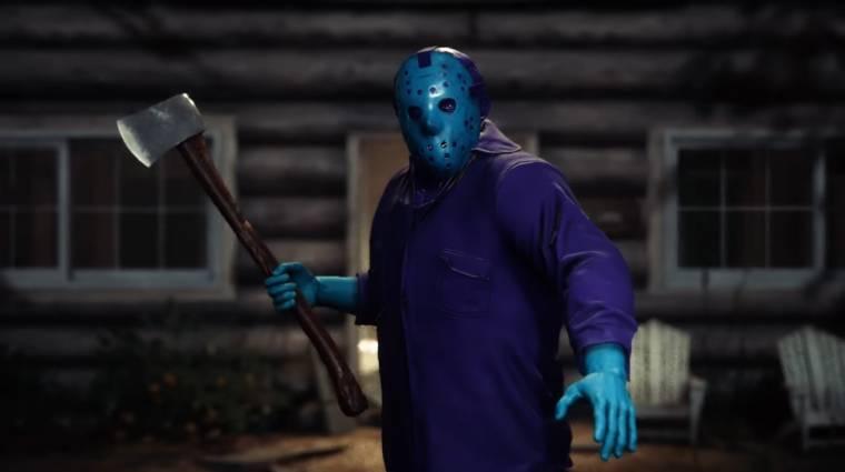 Friday 13th: The Game  - ingyenes retro skint kaptunk bevezetőkép