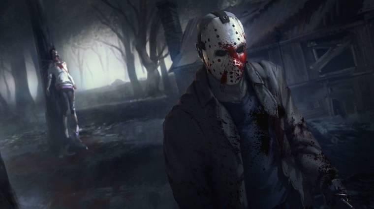 Új játékon dolgoznak a Friday the 13th fejlesztői, de a rajongók nem örülnek bevezetőkép