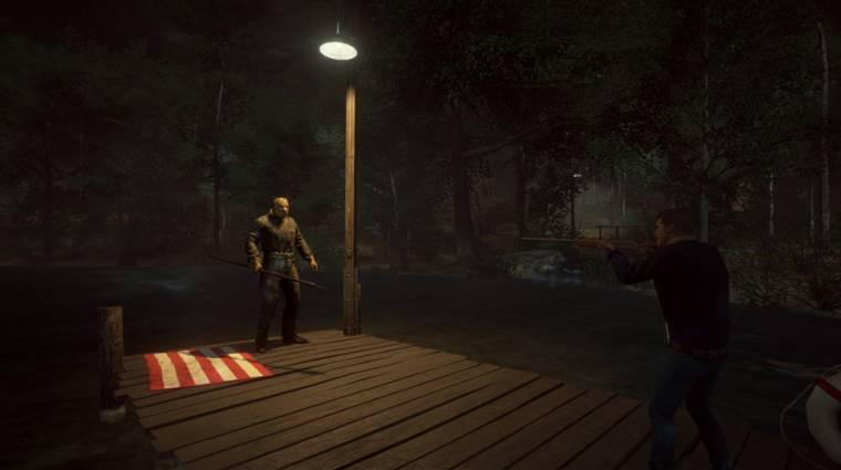 Friday the 13th: The Game - már 1,8 millió baltás gyilkos rohangál az erdőben bevezetőkép