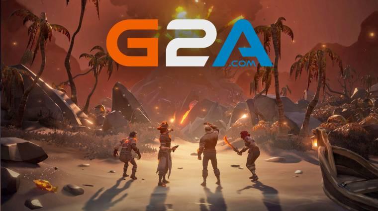 Ismét egymásnak ugrottak az indie fejlesztők és a G2A bevezetőkép