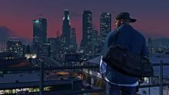 Jövőre csúszik a Grand Theft Auto V új változata, de kaptunk egy előzetest