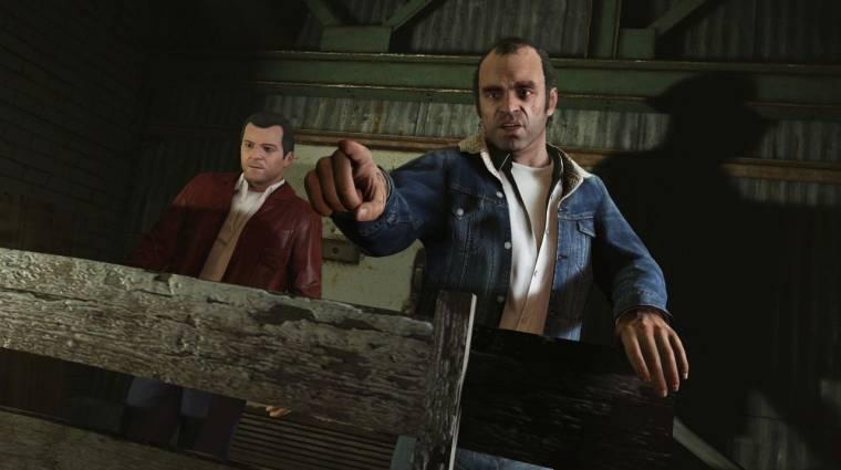 Kvíz: mennyire emlékszel a Grand Theft Auto V-ből? bevezetőkép