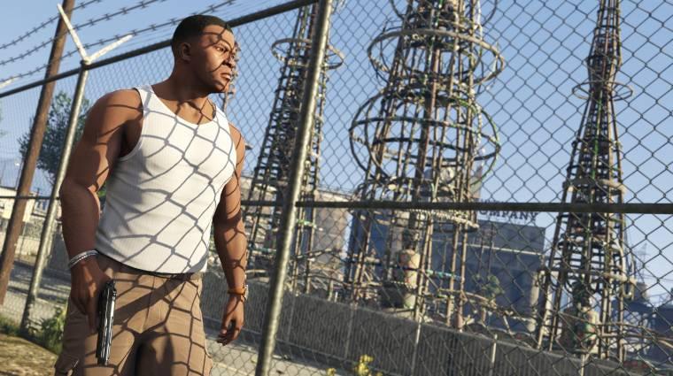 Grand Theft Auto V - leforgatták a Mad Max autós őrületét a játékban bevezetőkép