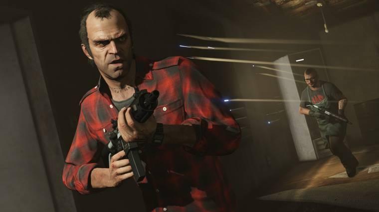 Grand Theft Auto V - a PC-s
